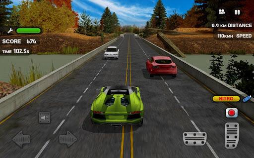 Race the Traffic Nitro android2mod screenshots 4