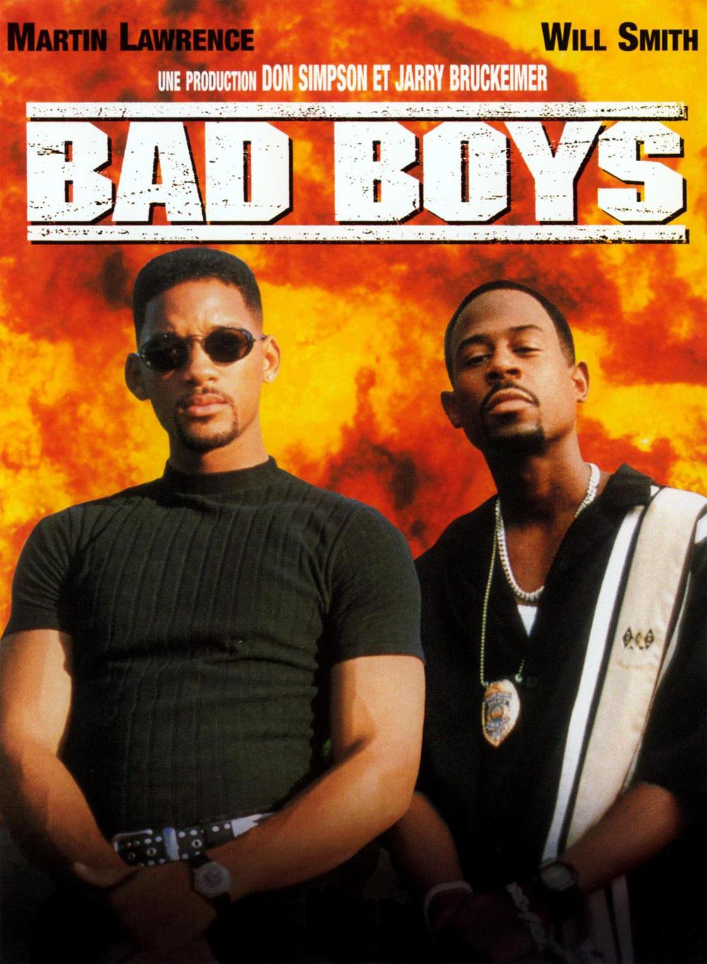 Cớm Siêu Quậy - Bad Boy (1995)
