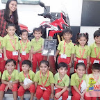 Nursery - Field Trip to Bike Showroom at Witty World, Chikoowadi (2017-18)