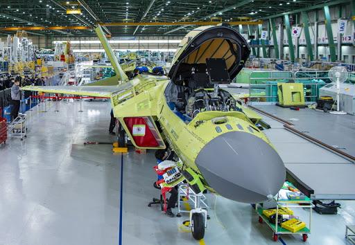 Korean Fighter Xperimental (KF-X)