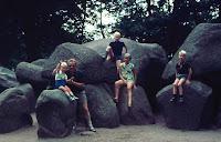 Groeneweg, Marianne, Peter, Walter, Ronald Borger 1968.jpg