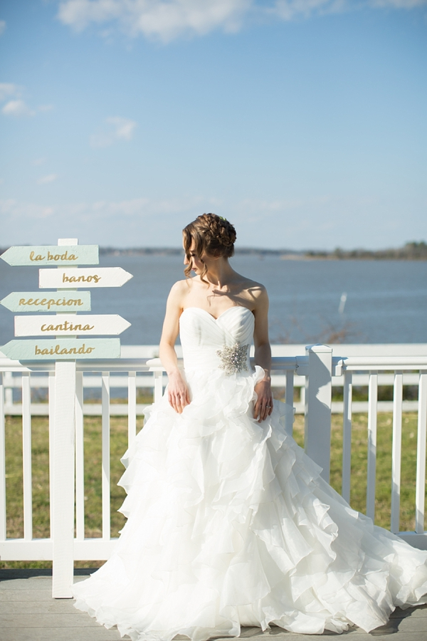 Rustic Mexican-Inspired Wedding Ideas | Tidewater and Tulle ...