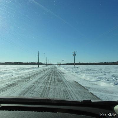 Roads Feb 8