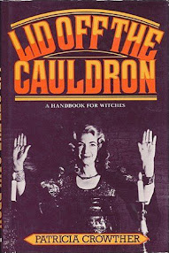 Cover of Patricia Crowther's Book Lid off the Cauldron