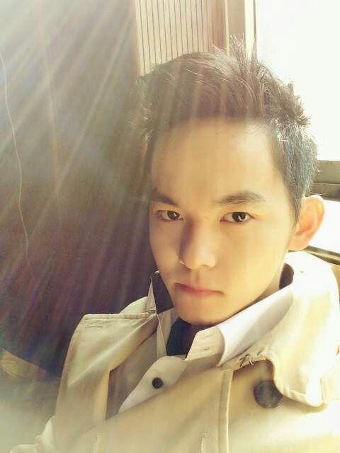 August Wang Chengyang China Actor