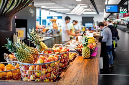 JuiceFactory, Gate F05, 1300 Wien - Flughafen, Österreich, Sandwichladen, state Niederösterreich