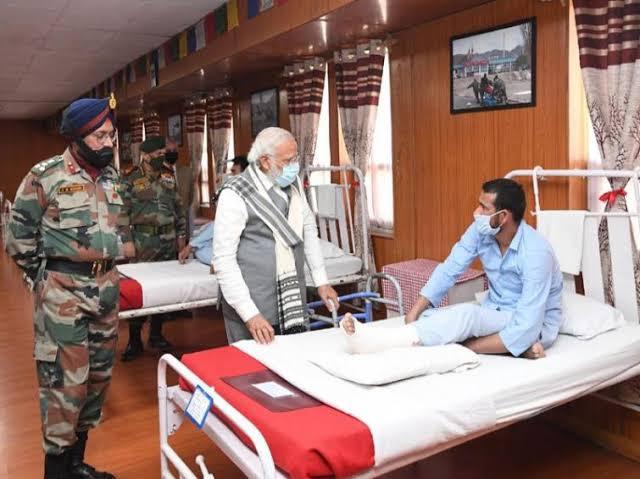 Indian Army Covid-19 Hospital List