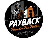 Speakeasy Payback Pumpkin Pie Porter