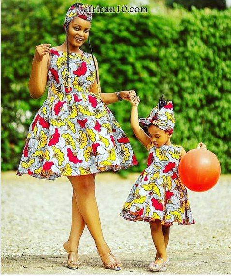e820a5ce33d8 STYLISH AFRICAN FASHION DRESS STYLES 2019 Archives - African10