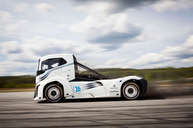 Check Out One Of The Fastest Trucks On Earth - The Volvo Iron Knight 2