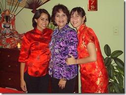 vestida de china