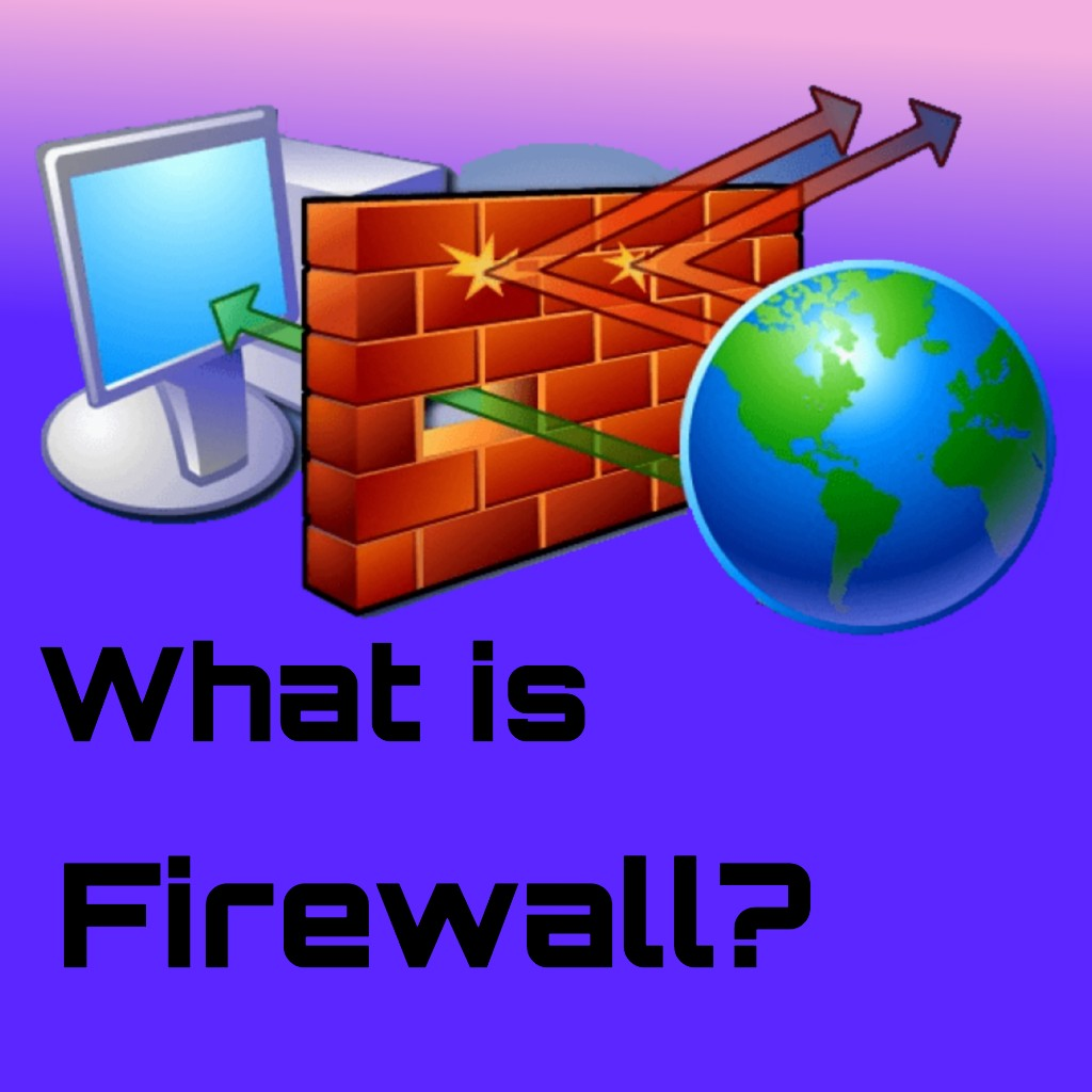 What is firewalls in computer and networking?