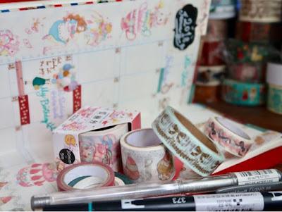 [生活] 1-2月DIY手帳回顧分享。有片!