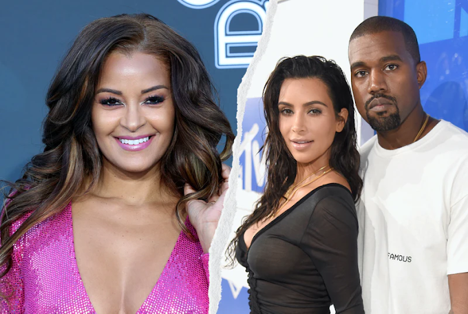 Real Housewives Star, Claudia Jordan Claims Kanye West Tried To Date Her While Still Dating Ex Kim Kardashian
