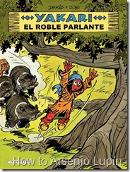 Yakari 28 - El Roble Parlante (By Alí Kates)