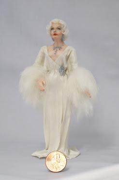 Jean Harlow- Colvin Dolls
