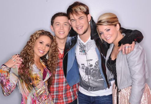 Top 4 do American Idol 2011