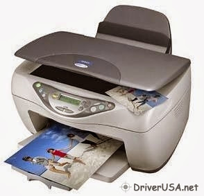 download Epson Stylus CX5400 printer's driver