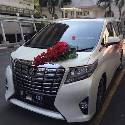 wedding car bandung