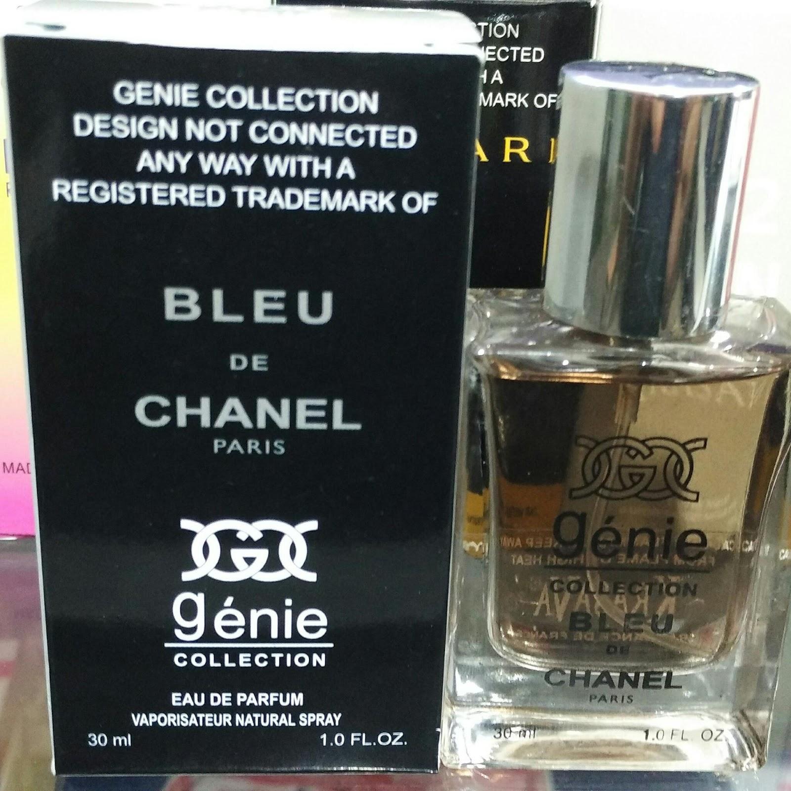 Parfum Original Genie Krasava Parfum Bleu De Chanel Men