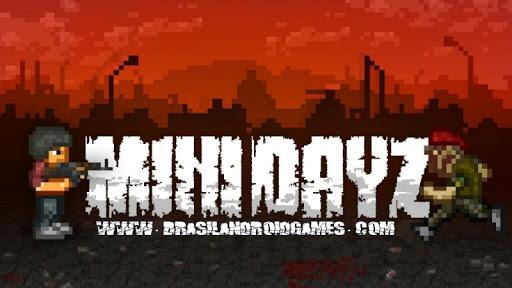 Mini DAYZ - Survival Game Imagem do Jogo