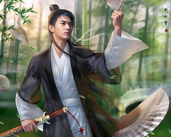 Handsome Murderer Of Sins, Magick Warriors 3