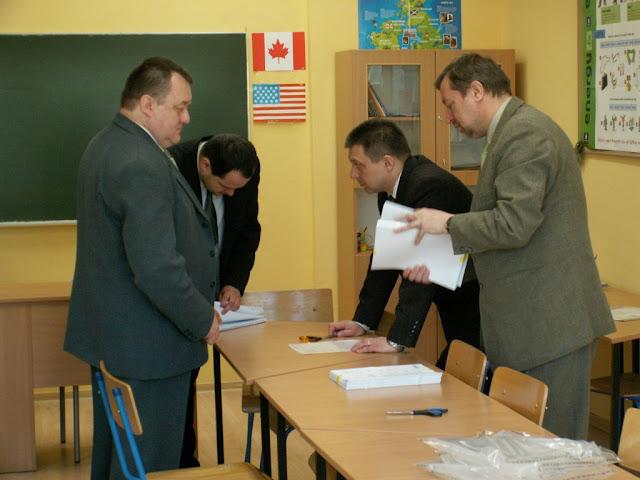 Pierwszy egzamin gimnazjalny w ZS nr 2 w Dukli 2011 - PICT1369_1.JPG