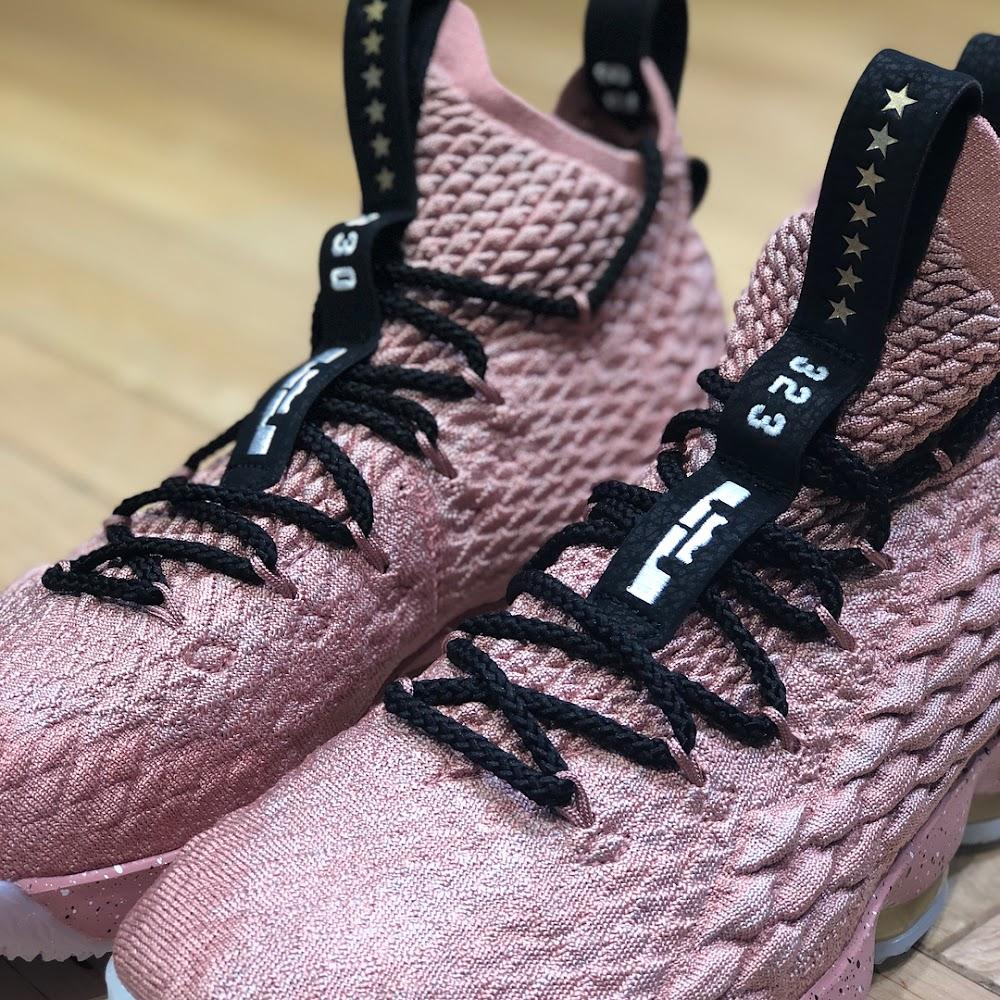 finest selection e2371 aebaa ... Nike LeBron XV LMTD QS HollywoodAllStar US Release Date ...