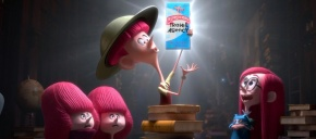 Trailer de la nueva cinta de animación de Pixar:Los hermanos Willoughby