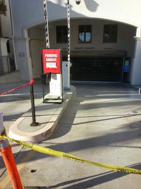 La Jolla Presbyterian Deck Waterproofing - 20131127_144506