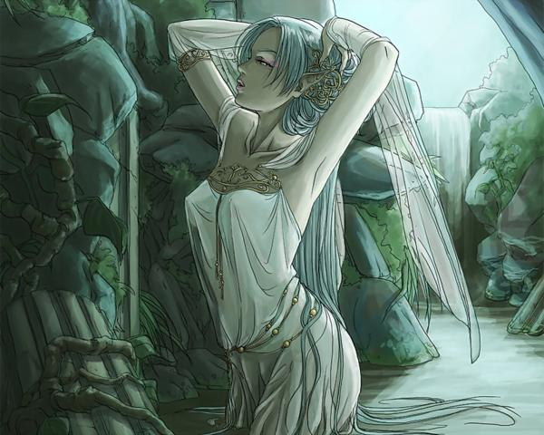 Fair Of Pretty Mage, Elven Girls 2