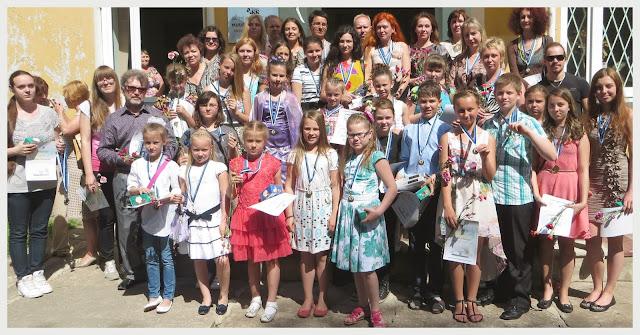 4. juunil Ahtme Kunstide Koolis toimus Kohtla-Järve linnapea vastuvõtt õpilastele ja nende õpetajatele, kes osalesid ja võitsid konkurssidel auhinnalisi kohti.