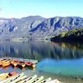 Tema A - Sara Karača, Bledski vozni park. - Slovenija (jezero Bled), 2017.