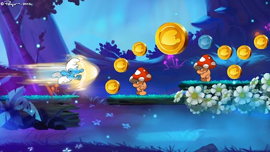 Smurfs Epic Run v1.8.1 Mod Gold