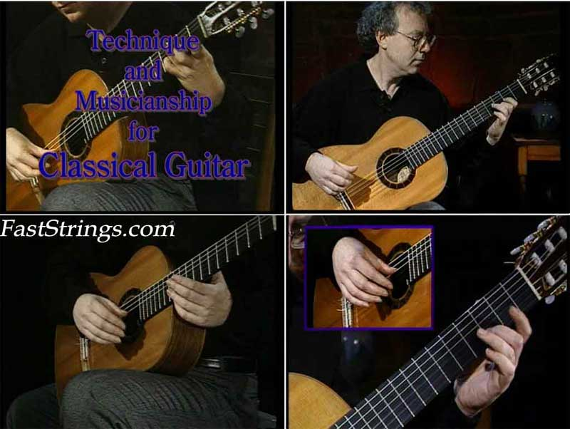 Frederic Hand - Classical Guitar Technique And Musicianship