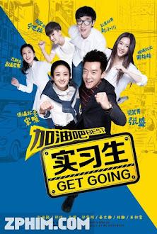 Cố Lên Thực Tập Sinh - Best Get Going (2015) Poster