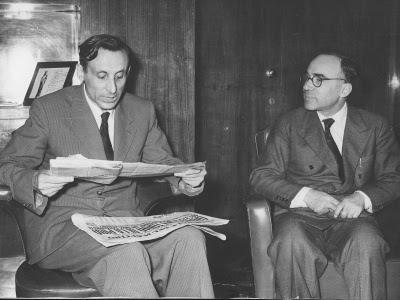 Giuseppe Dossetti e Giorgio La Pira