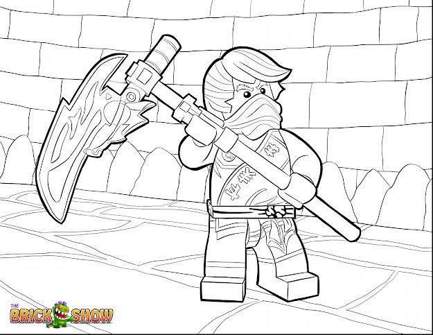 Incredible Lego Ninjago Coloring Pages With Ninjago Coloring Pages And Ninjago  Coloring Pages Snakes