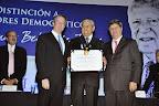 Distinción al ingeniero Javier Díaz Orihuela