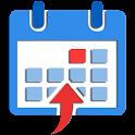 Share to Calendar V2 icon