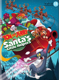 Desene Online In Engleza Tom and Jerry Santa's Little Helpers