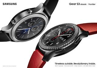 Samsung élargit son portefeuille de montres connectées avec laGear S3