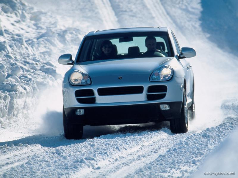 2004 Porsche Cayenne Suv Specifications Pictures Prices