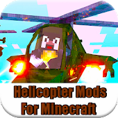 Helicopter Mods For Minecraft