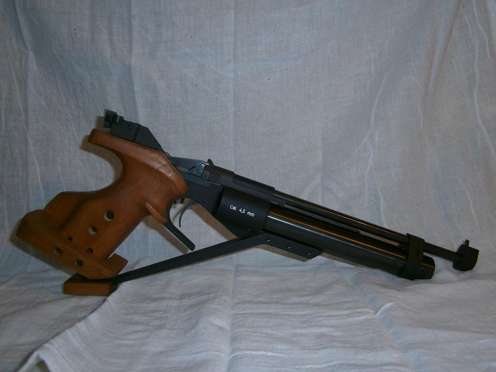 Well It's almost Bullseye - 10M air pistol - Bullseye Pistol