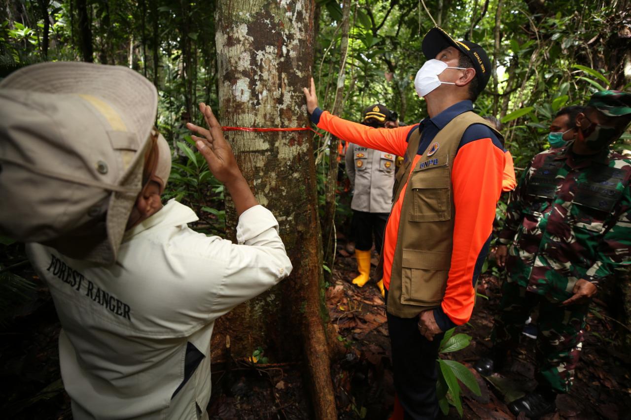 Kunjungi Kawasan Konservasi Nusakambangan, Doni Minta Pelindung Alami Tsunami Dirawat Dengan Baik