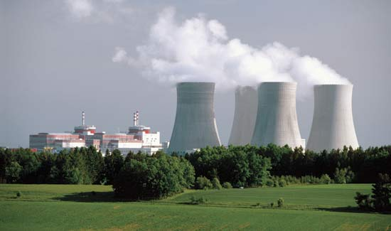 Inggris, 19 reaktor nuklir