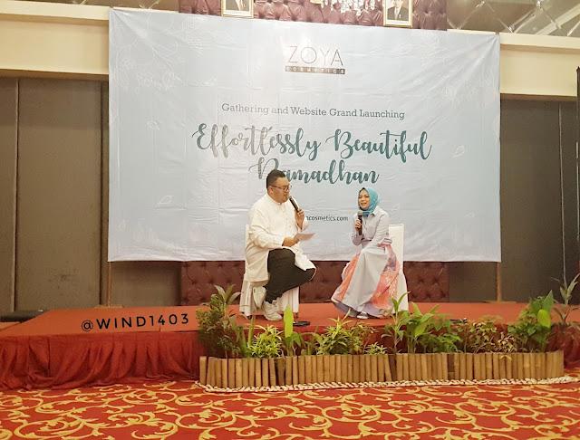 Effortlessly Beautiful Ramadhan with Zoya Cosmetics