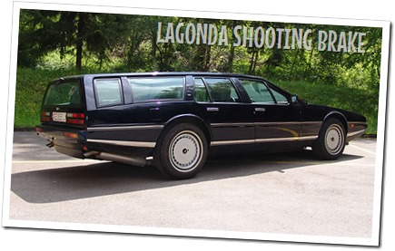 LAGONDA SHOOTING BRAKE - autodimerda.it