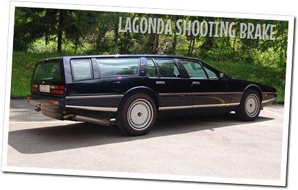 LAGONDA SHOOTING BRAKE - autodimerda.it